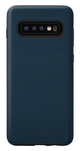 Blu Element Armour 2X Case Navy Blue for Samsung Galaxy S10+