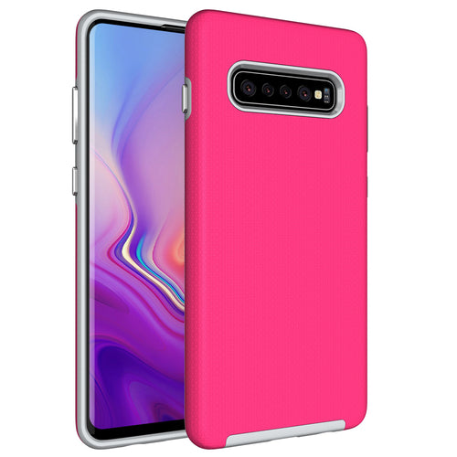 Blu Element Armour 2X Case Pink for Samsung Galaxy S10+