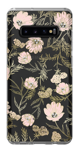 Kate Spade Protective Hardshell Case Blossom for Samsung Galaxy S10+