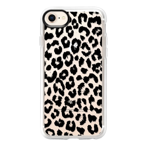 Casetify Grip Case Leopard for iPhone 8/7/6S/6