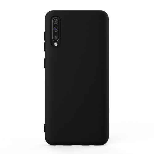 Blu Element Gel Skin Case Black for Samsung Galaxy A50