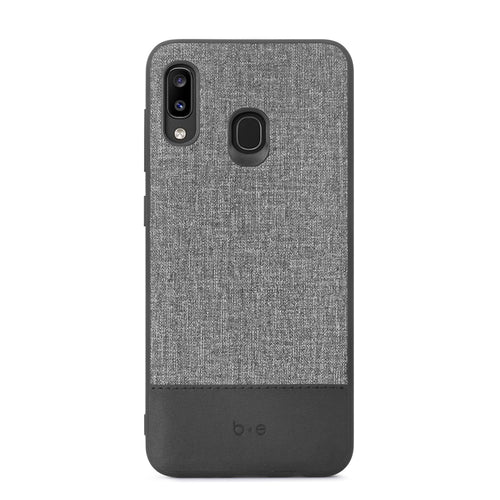 Blu Element Chic Collection Case Gray/Black for Samsung Galaxy A20