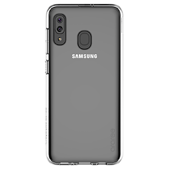 Samsung Araree A-Cover Case Clear for Samsung Galaxy A20