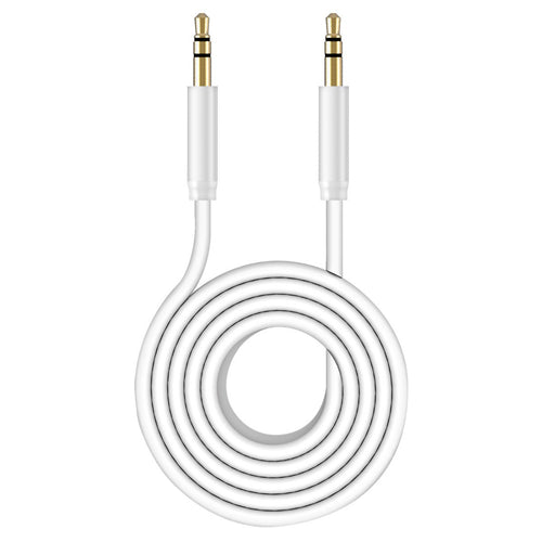Premium Auxiliary Cable - 1 Meter - White