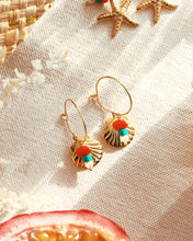 Load image into Gallery viewer, Boucles d'oreilles CHARLIE