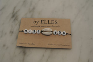 Bracelet Miss You By Elles