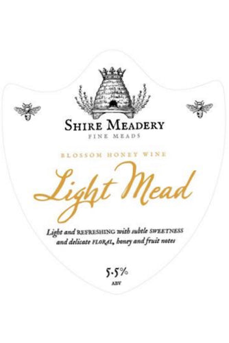 Light Mead Bag in Box (5.5%, 3lt)