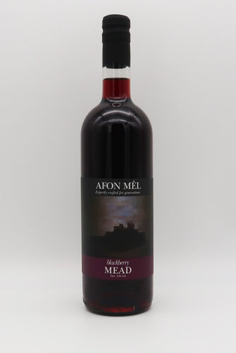 Welsh Blackberry Mead (13%, 75cl)