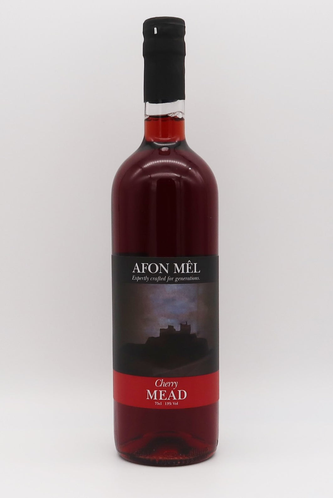 Welsh Cherry Mead (13%, 75cl)