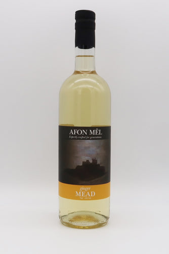 Welsh Ginger Mead (13%, 75cl)