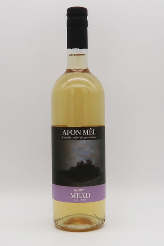 Welsh Heather Mead (13%, 75cl)