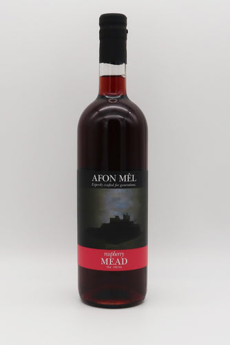 Welsh Raspberry Mead (13%, 75cl)