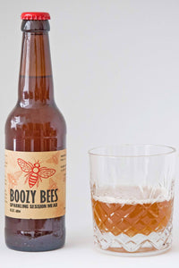 Boozy Bees Sparkling Mead (4.5%, 33cl)