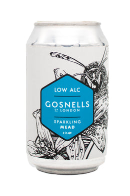 Low-Alc Sparkling (0.5%, 33cl)