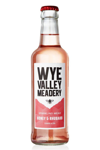 Wye Valley Honey & Rhubarb (4%, 33cl)