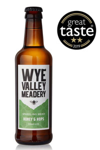 Wye Valley Honey & Hop (5.5%, 33cl)