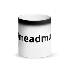 Load image into Gallery viewer, Matte Black Magic Mead Mug
