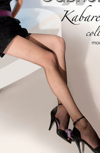 Gabriella Kabaretta Collant Tights 151-230 Nero