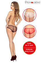 Load image into Gallery viewer, Provocative PR4828 Invitation Au Plaisir Shorty Pack of 3