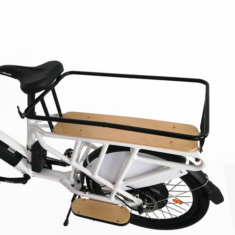E-Bike | MAX-CARGO | 48V / 11.6Ah Samsung  | 24 x 2.4 inch tire | SHIMANO Push-Button 7 speed