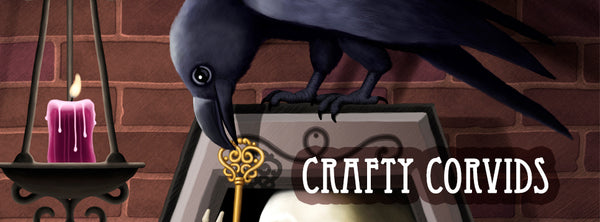 Crafty Corvids (Ravens and Crows)