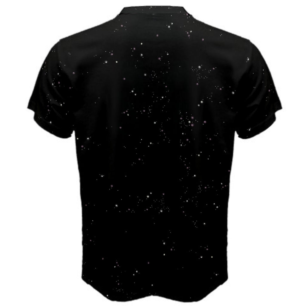 Major Tom and the Outer Space Angler Fish Premium T-Shirt