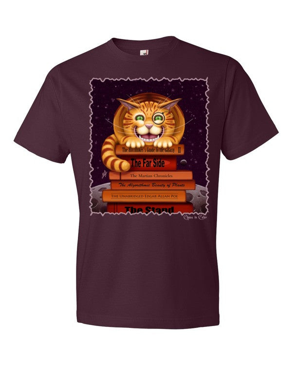Cheshire Cat Short Sleeve T-shirt