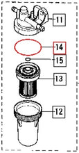 Load image into Gallery viewer, 31A6200318 - O-RING (Fuel Filter)