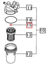 Load image into Gallery viewer, 31A6200319 - O-Ring (Fuel Filter)