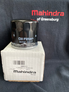 MAM0117 - Engine Oil Filter