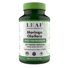Load image into Gallery viewer, Moringa Leaf Capsules