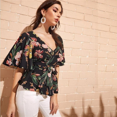 Boho Cotton Blouse 2020