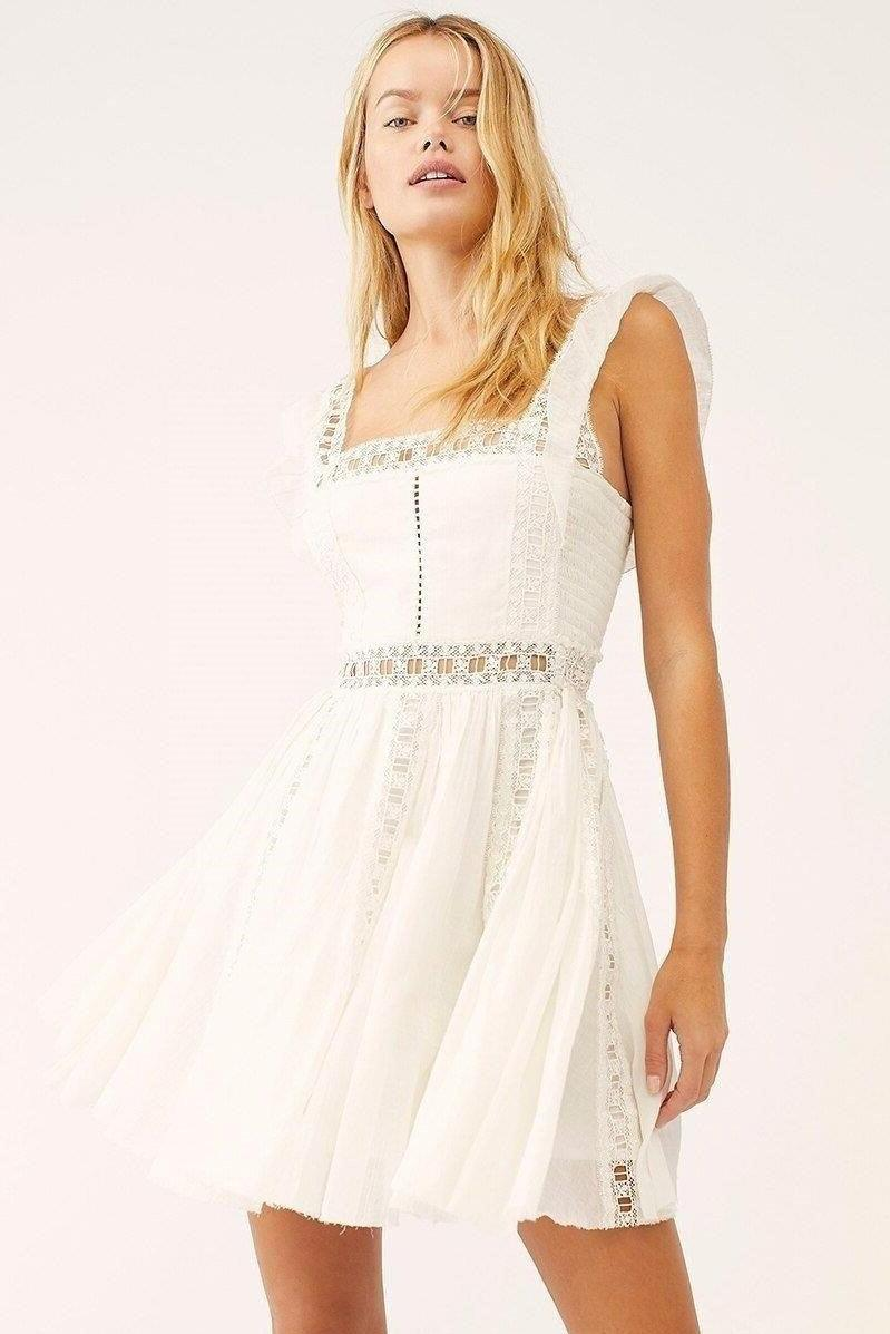 Robe Hippie Chic Pour Femme luxe