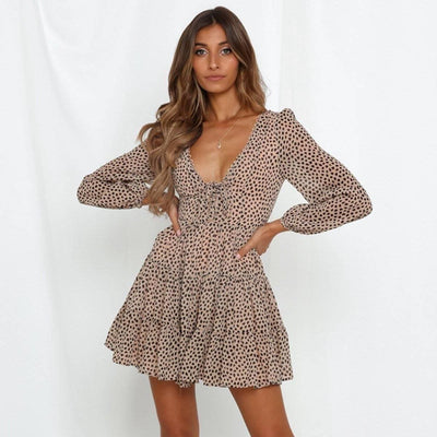 Robe Tunique Boho de qualite
