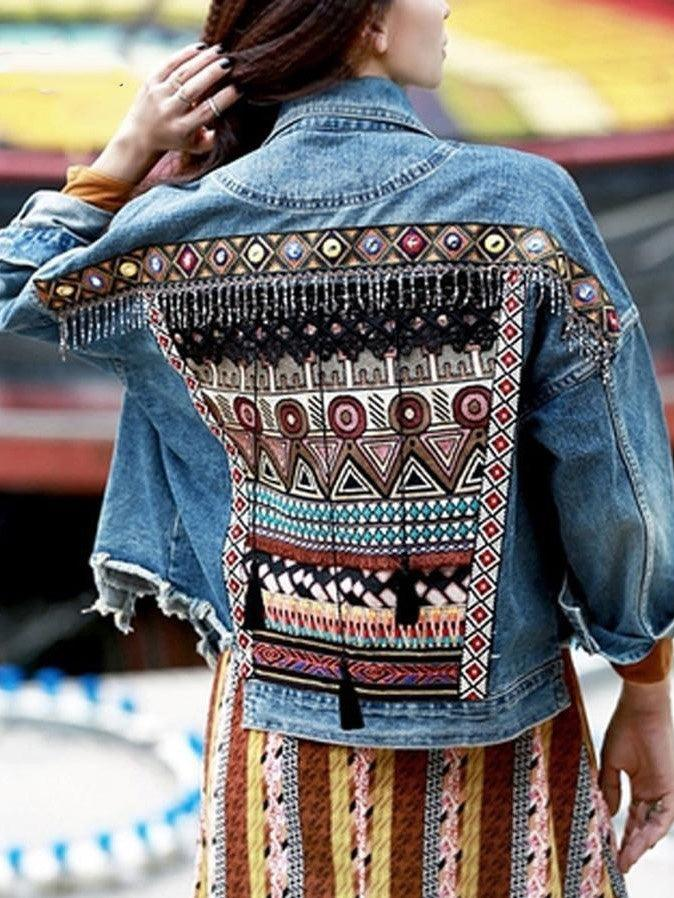 Veste Hippie Chic 2020