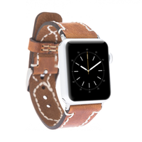 Diana Leather Watch Slim Strap for Apple Watch
