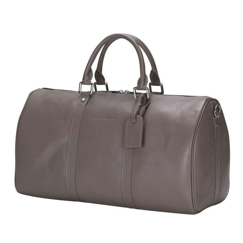 Caira Leather Travel Bag