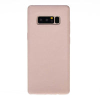 Leather Ultra Cover Snap on Back Cover for Samsung Note 8