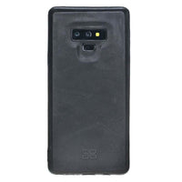 Leather Ultra Cover Snap on Back Cover for Samsung Note 9