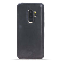 Leather Ultra Cover Snap on Back Cover for Samsung Galaxy S9 Plus