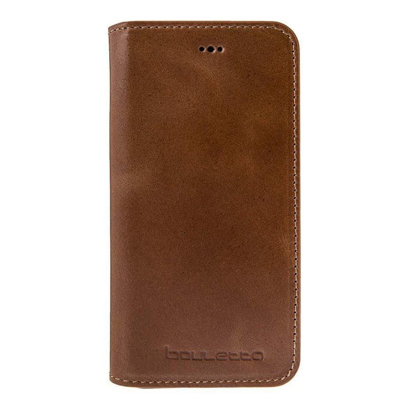 Leather Book Case for Apple iPhone 7 / iPhone 8