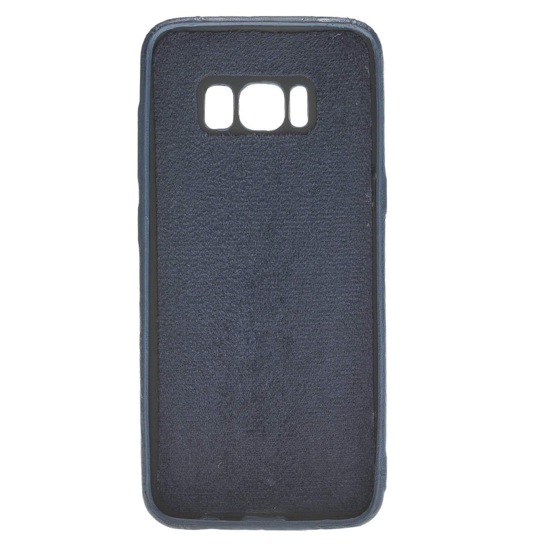 Leather Ultra Cover with Credit Card Slots for Samsung S8