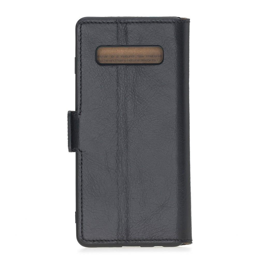 Wallet Leather Case New Edition with ID slot for Samsung Galaxy S10
