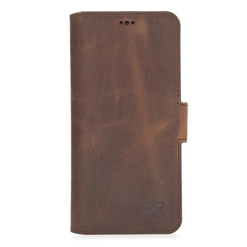 Wallet Leather Case New Edition with ID slot for Samsung Galaxy S10 Plus