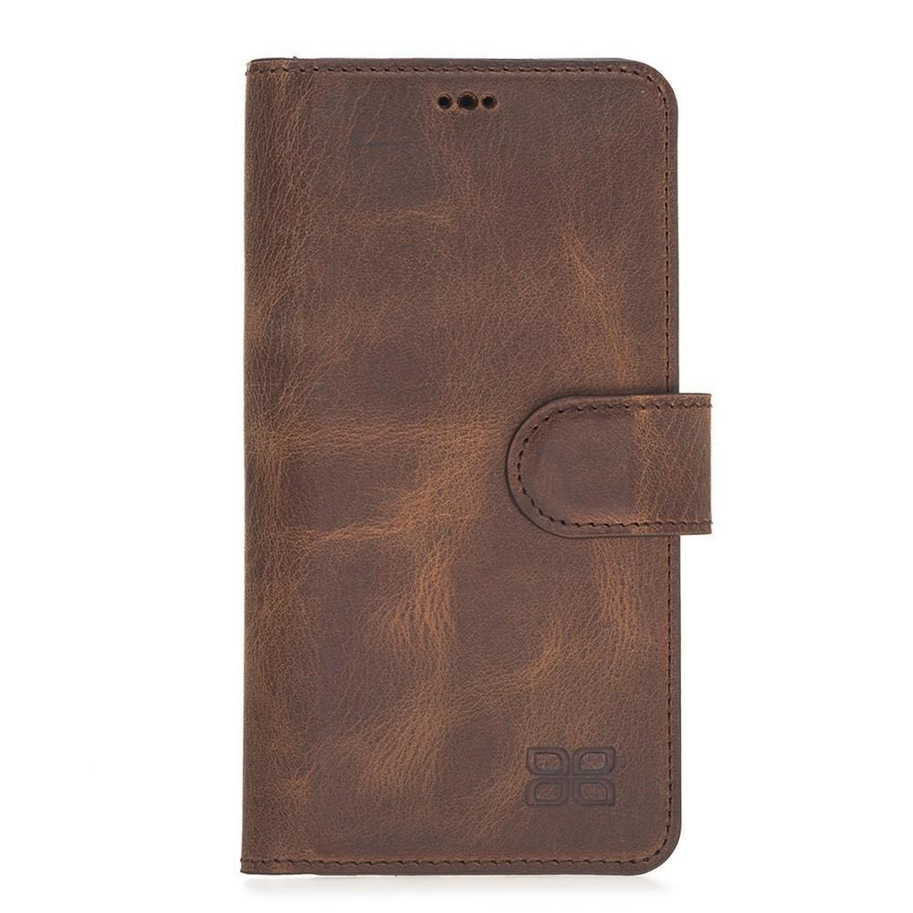Magnetic Detachable Leather Wallet Case for Samsung Galaxy S10E Essential