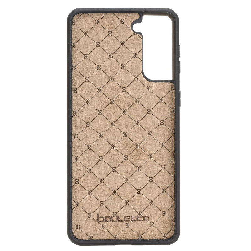 Samsung Galaxy S21 Plus Leather Cases | Magnetic Detachable Leather Case