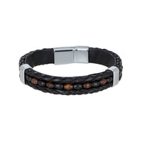 Bouletta Leather Wristband - WRB-006
