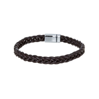 Bouletta Leather Wristband - Tressed