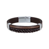 Bouletta Leather Wristband - WRB-015