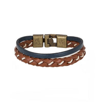 Bouletta Leather Wristband - WRB-022